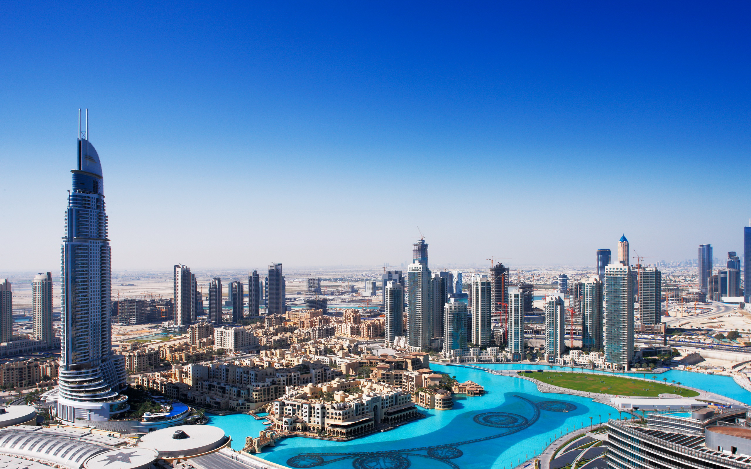 Dubai Full Hd Wallpaper And Background Image 2560x1600