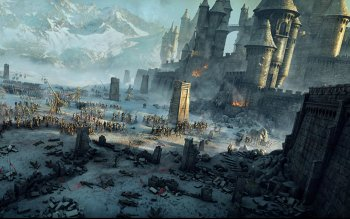 Fantasy - Battle Wallpapers and Backgrounds ID : 437191