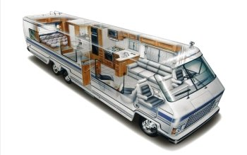 Vehicles - Motorhome Wallpapers and Backgrounds ID : 437511