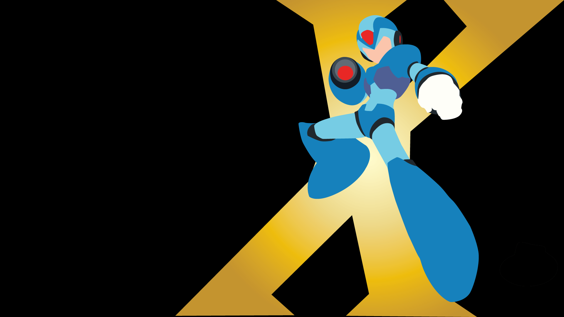 mega man x computer wallpapers desktop backgrounds