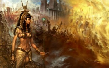 Artistisk - Cleopatra Wallpapers and Backgrounds ID : 438020