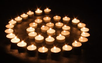 Fotografie - Candle Wallpapers and Backgrounds ID : 438023