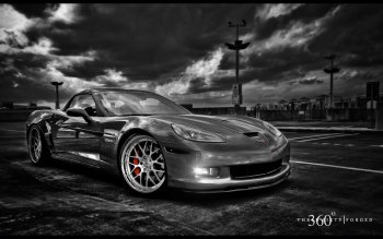 Fahrzeuge - Chevrolet Corvette Wallpapers and Backgrounds ID : 438887