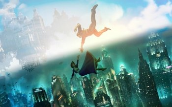 Video Game - Bioshock Infinite Wallpapers and Backgrounds ID : 438934