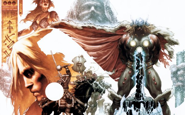 Comics Thor HD Wallpaper | Background Image