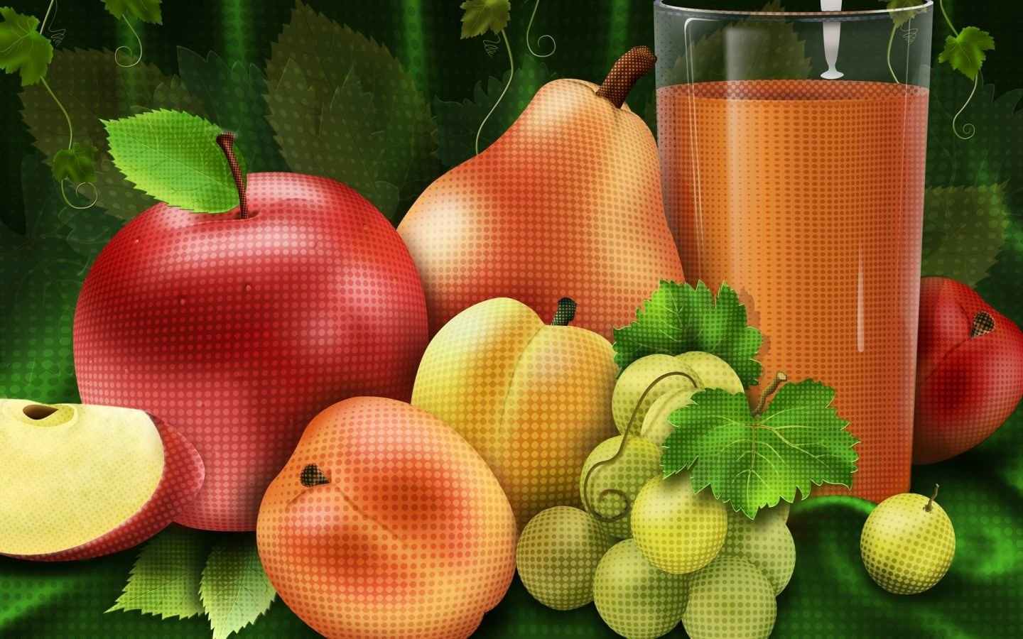 Food - Fruit  Wallpaper