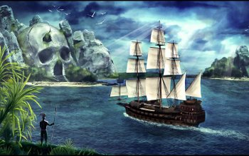 Fantasy - Ship Wallpapers and Backgrounds ID : 439040