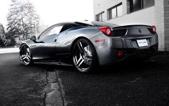 Fahrzeuge - Ferrari Wallpapers and Backgrounds ID : 439363