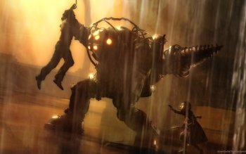 Video Game - Bioshock Wallpapers and Backgrounds ID : 439592