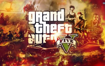 Video Game - Grand Theft Auto V Wallpapers and Backgrounds ID : 439638