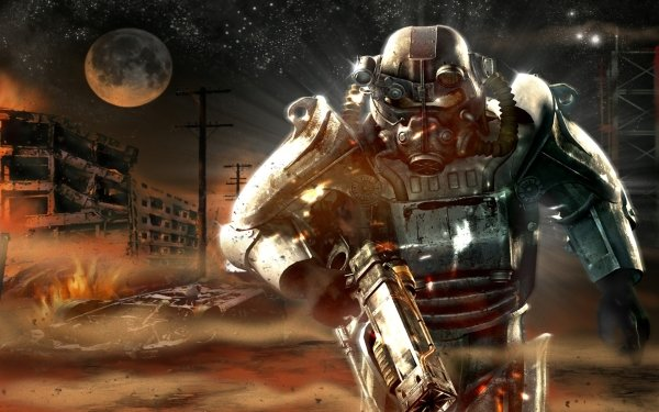 Video Game Fallout 3 Fallout HD Wallpaper | Background Image