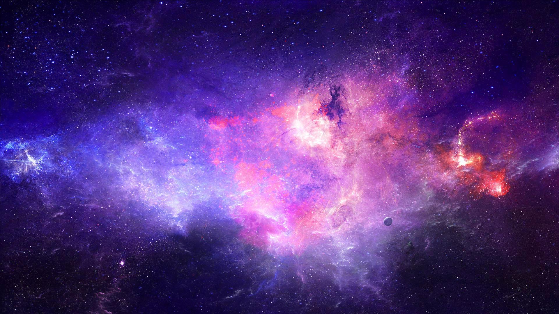 Nebula Full HD Wallpaper and Background | 1920x1080 | ID ...