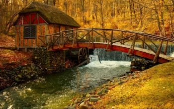 Man Made - Grist Mill Wallpapers and Backgrounds ID : 441264