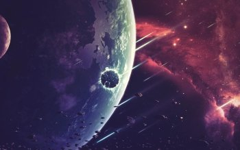 Sciencefiction - Planeten Wallpapers and Backgrounds ID : 441272