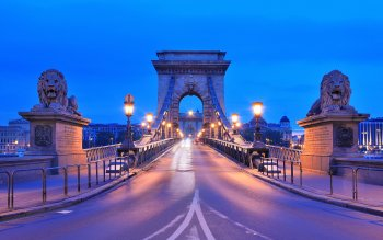 Man Made - Chain Bridge Wallpapers and Backgrounds ID : 441616