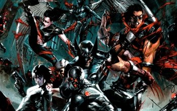 Comics - X-Force Wallpapers and Backgrounds ID : 441647