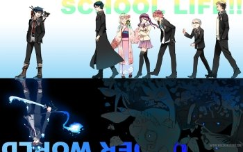 Anime - Ao No Exorcist Wallpapers and Backgrounds ID : 441970