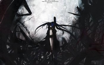 Anime - Black Rock Shooter Wallpapers and Backgrounds
