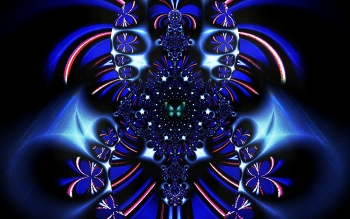 Abstract - Fractal Wallpapers and Backgrounds ID : 442249