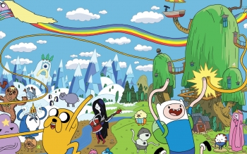 TV Show - Adventure Time Wallpapers and Backgrounds ID : 442433
