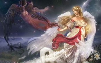 Fantasy - Angel Wallpapers and Backgrounds ID : 442839