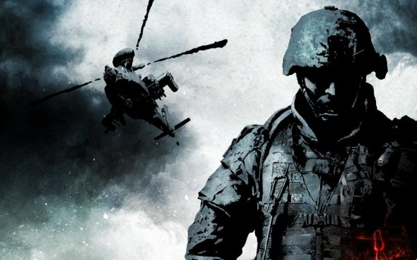 Video Game Battlefield: Bad Company 2 Battlefield HD Wallpaper | Background Image