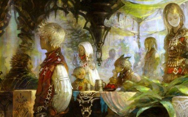 Video Game Final Fantasy XIV Final Fantasy HD Wallpaper   Background Image