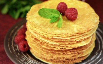 Food - Pancake Wallpapers and Backgrounds ID : 443251