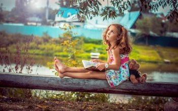 Fotografie - Child Wallpapers and Backgrounds ID : 443364