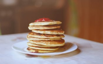 Food - Pancake Wallpapers and Backgrounds ID : 443714