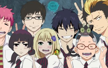 Anime - Ao No Exorcist Wallpapers and Backgrounds ID : 443741