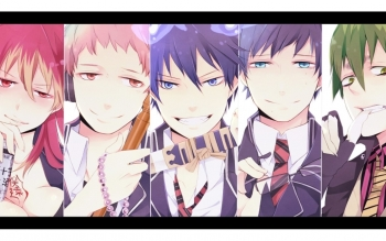 Anime - Ao No Exorcist Wallpapers and Backgrounds ID : 443743