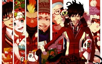 Anime - Ao No Exorcist Wallpapers and Backgrounds ID : 443757