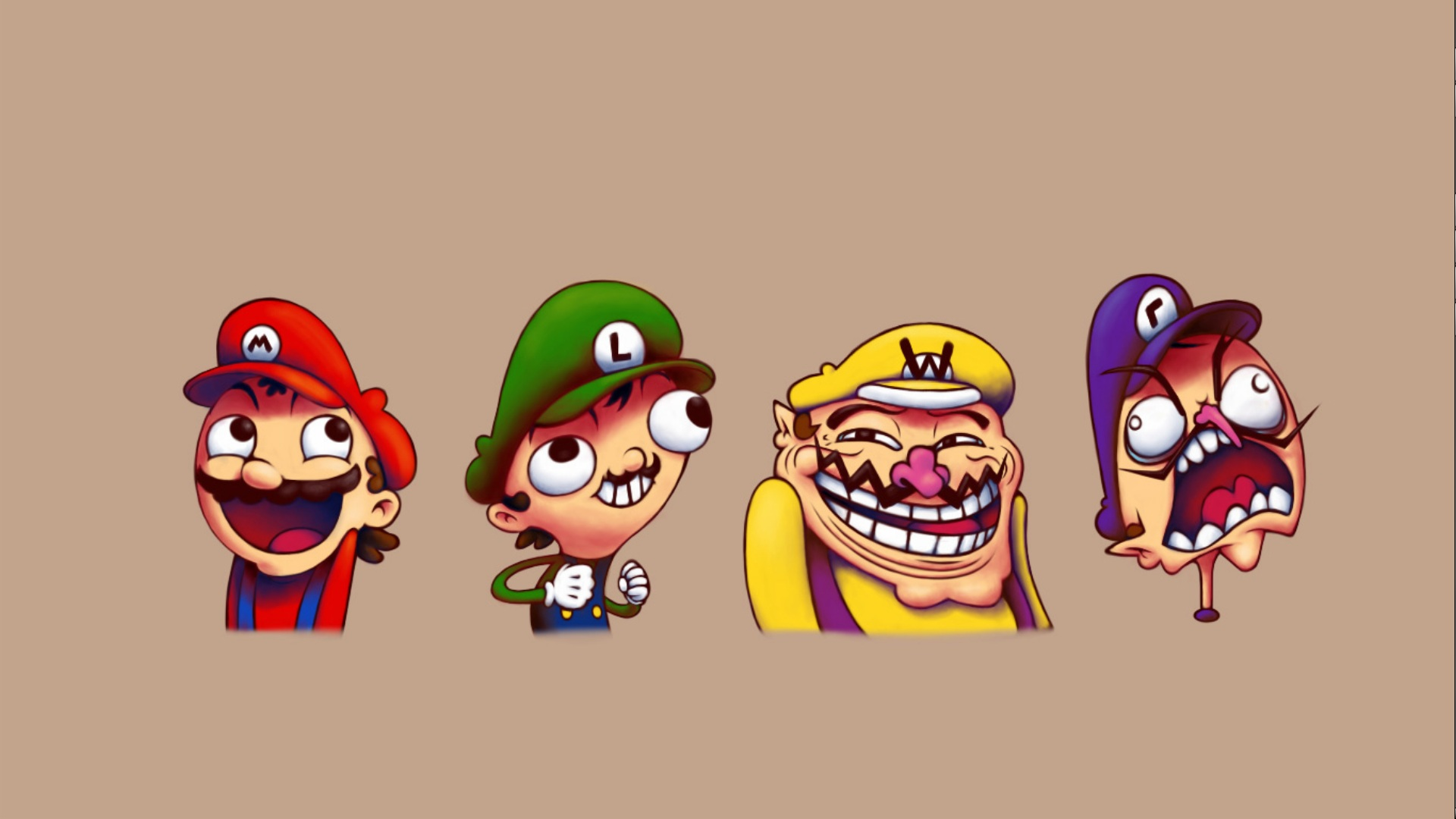 Funny Meme Iphone Wallpapers : Mario bro's full hd wallpaper and background image 1920x1080 id