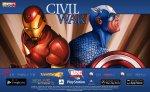 Preview Marvel Pinball: Civil War