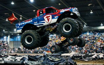 Voertuigen - Monster Truck Wallpapers and Backgrounds ID : 444090