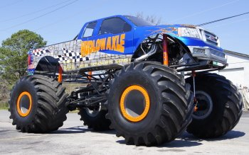 Vehicles - Monster Truck Wallpapers and Backgrounds ID : 444092