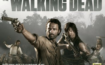 Televisieprogramma - The Walking Dead Wallpapers and Backgrounds ID : 444300