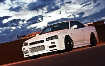 Vehicles - Nissan Skyline Wallpapers and Backgrounds ID : 444405