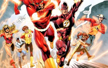 Comics - Flash Wallpapers and Backgrounds ID : 444494
