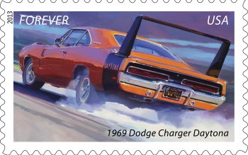 Vehicles - Dodge Charger Daytona Wallpapers and Backgrounds ID : 444516