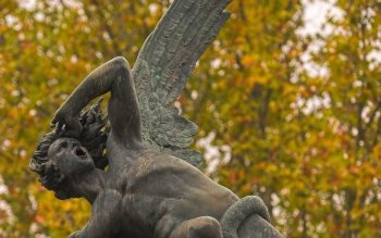 Man Made - Angel Statue Wallpapers and Backgrounds ID : 444872
