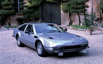 Транспортные Средства - Lamborghini Jarama Wallpapers and Backgrounds ID : 444945