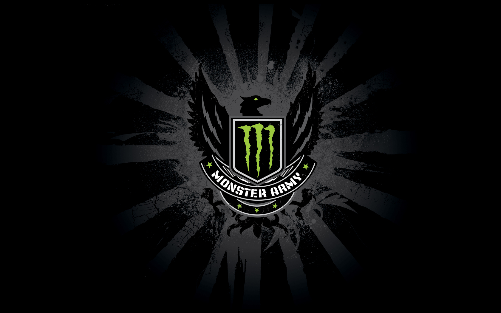 monster energy wallpaper and background image 1680x1050 id