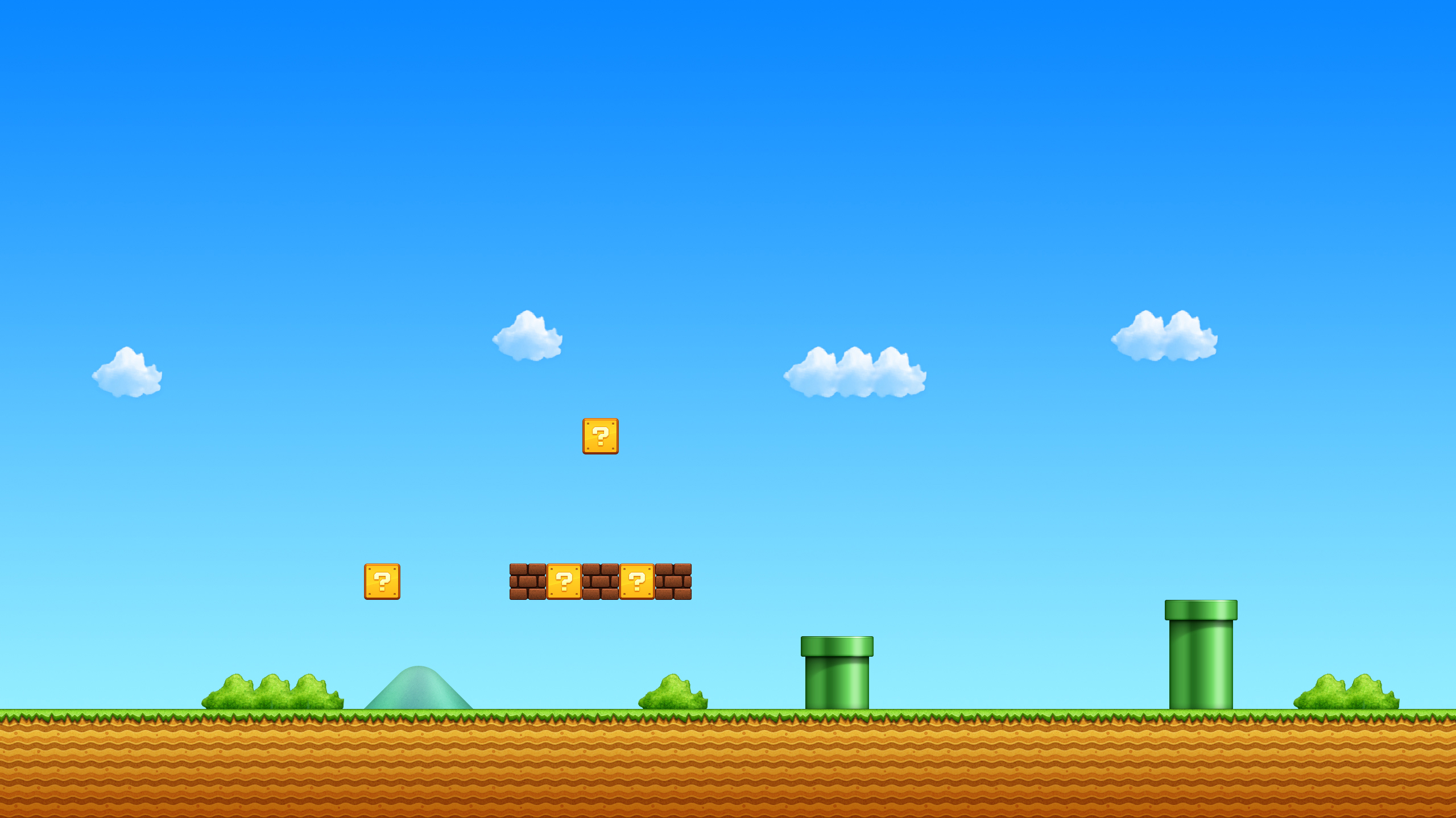 super mario bros full hd wallpaper and background | 2560x1440 | id