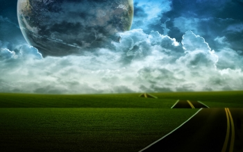 Science-Fiction - Landschaft Wallpapers and Backgrounds ID : 445127