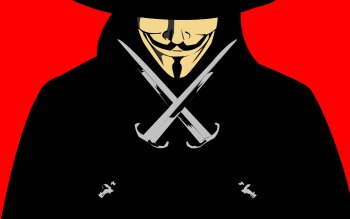 Film - V For Vendetta Wallpapers and Backgrounds ID : 445206