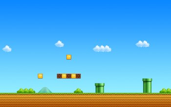 Video Game - Super Mario Bros. Wallpapers and Backgrounds ID : 445906