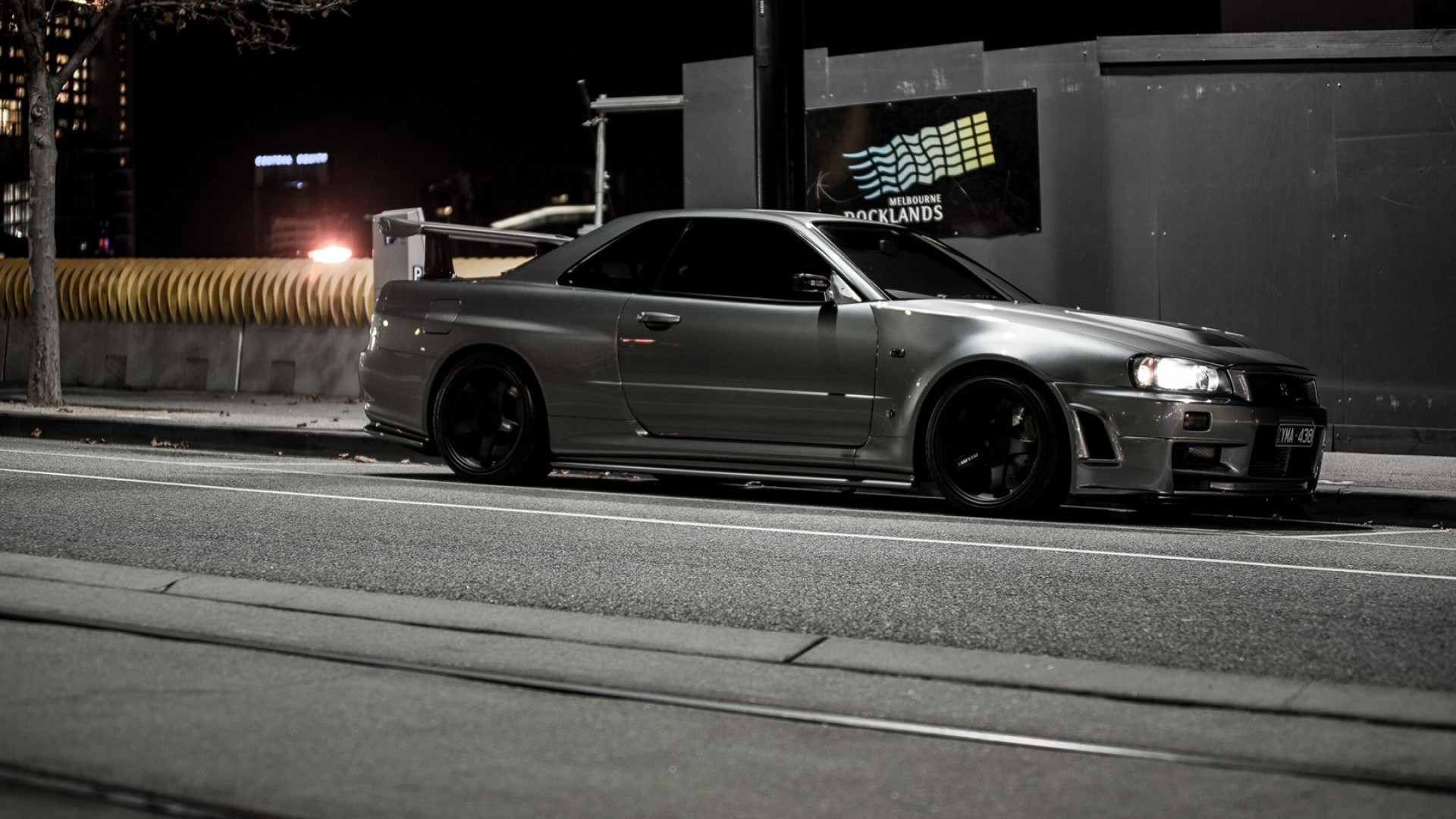 Nissan Skyline Full HD Wallpaper and Background Image ...