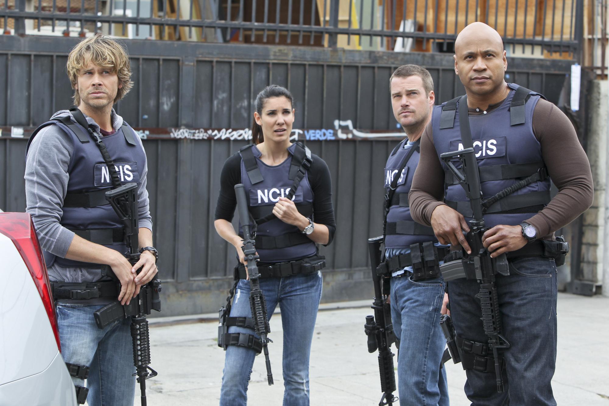 NCIS: Los Angeles HD Wallpaper